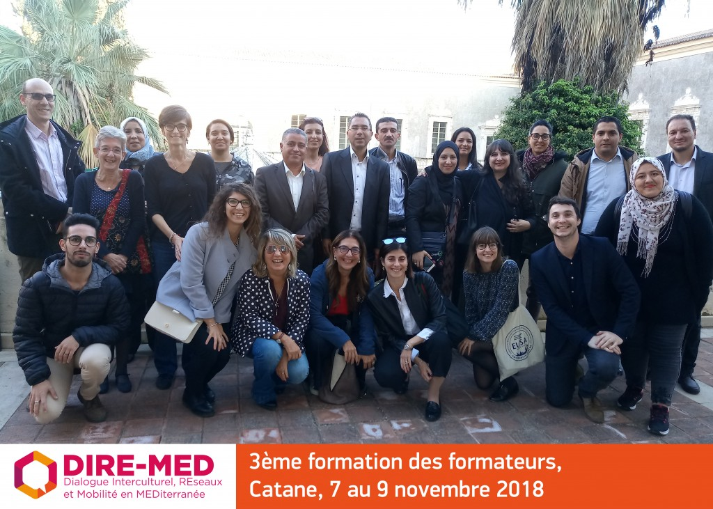 Dire- MED training Catania
