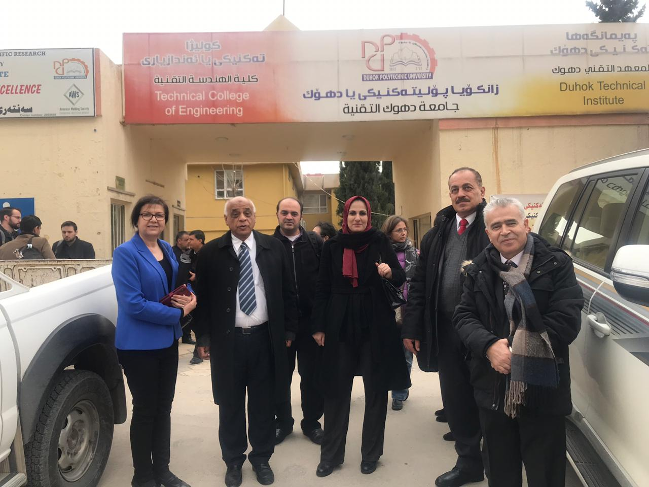 R-SOS Units opening // Duhok (Iraq) - 15 January 2019
