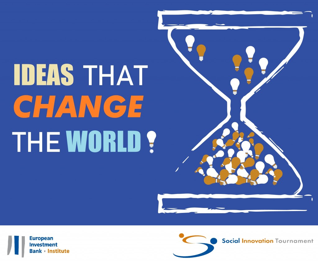 Banner ideas that change the world- European Investment Bank initiative 2019