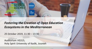new banner open education